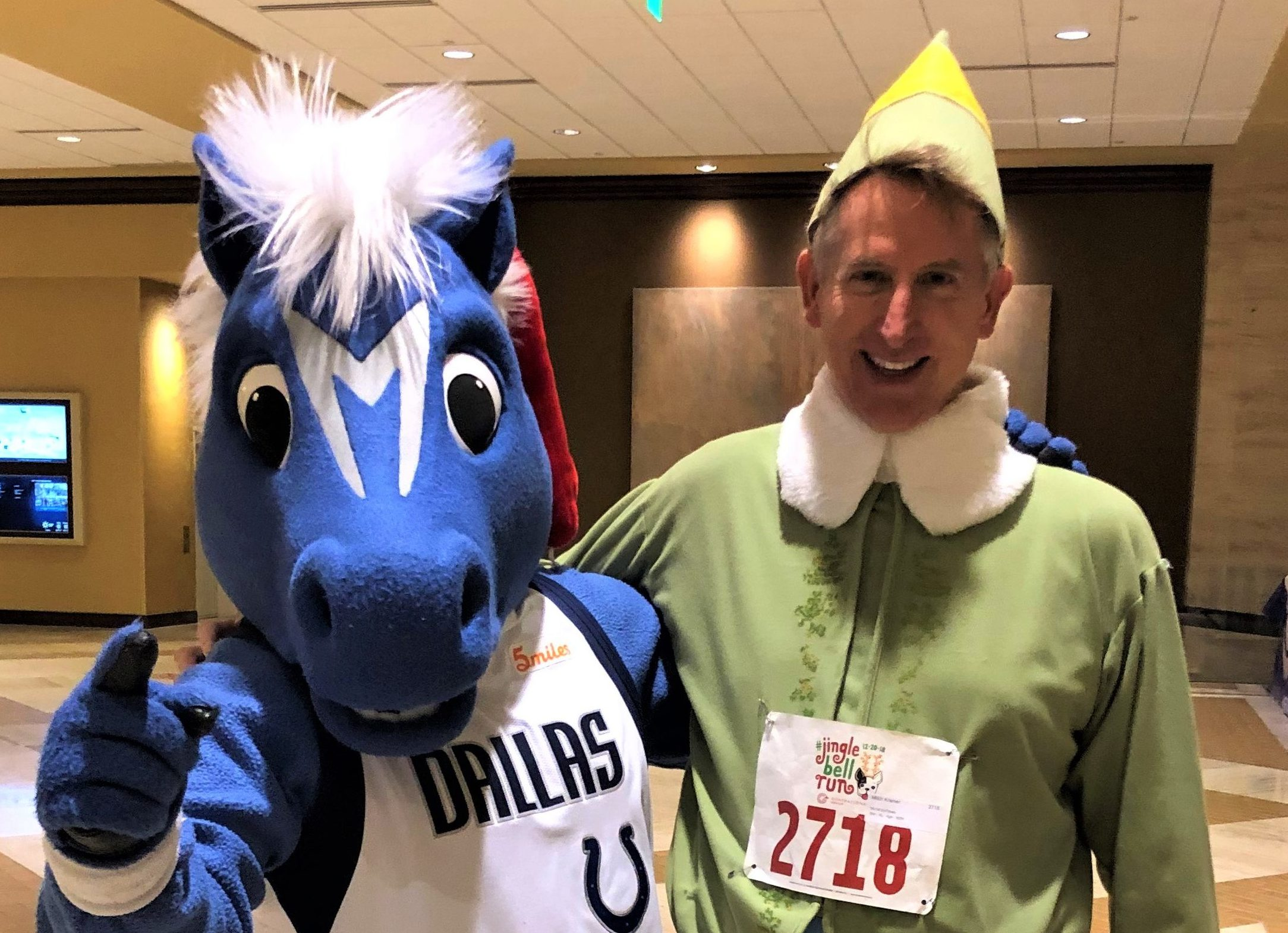 Fluent Financial Sponsors 2018 Generational Group Jingle Bell Run!